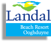 logo Landal Beach Resort Ooghduyne